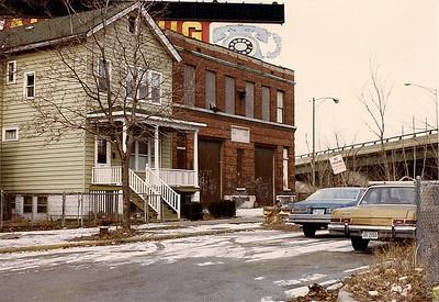 Engine 106 Old House 2754 N Fairfield