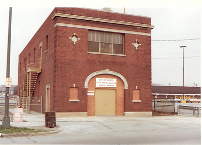 Former CFD Engine 68 - 1642 North Kostner Ave