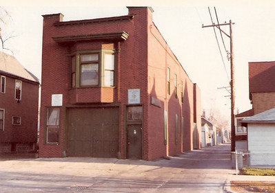 Former CFD Engine 86  - 2414 West Cuyler Ave