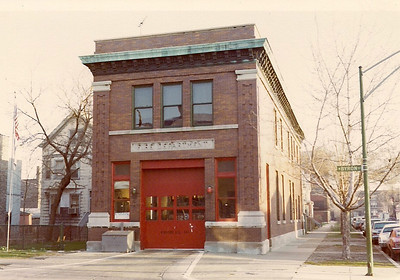 Engine 112 Old House 1732 W. Byron