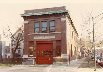 Engine 112 Old House 1732 W. Byron