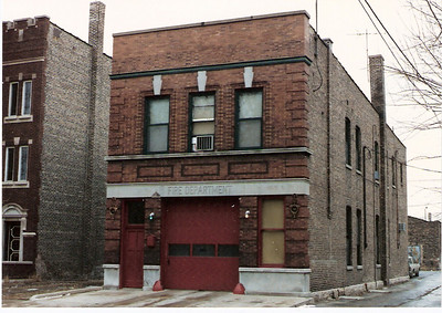 Former CFD Engine 100  -  6843 South Harper Ave