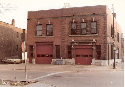 Former CFD Engine 95  -  4000 West Wilcox Ave
