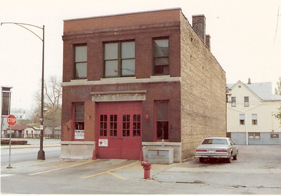 Former CFD Engine 91  -  3000 North Elbridge Ave