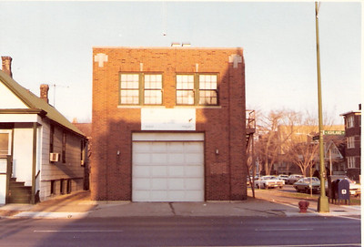 Former CFD Engine 79 - 5358 N Ashland Ave