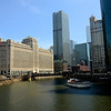 CHICAGO RIVER AT MERCHANDISE MART