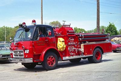 BERKELEY   ENGINE 353  1963 IHC VCO190 - BEAN  750-500