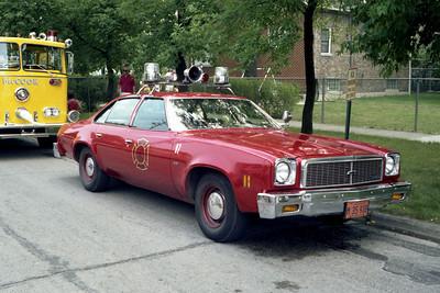 BERWYN  CAR 97