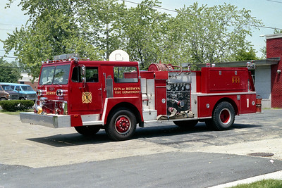 BERWYN  ENGINE 91  1976 HENDRICKSON - PIERCE  1250-500   #8341-C2