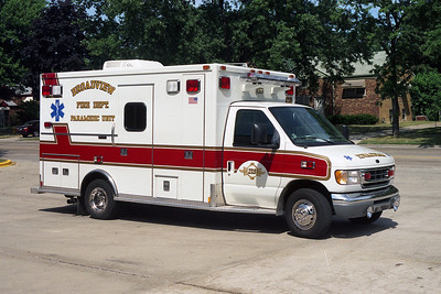 BROADVIEW FD  AMBULANCE 213