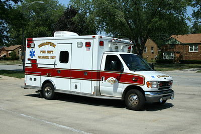 BROADVIEW AMBULANCE 218