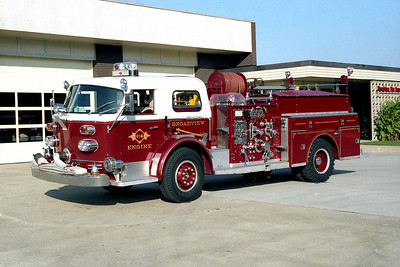 BROADVIEW FD ENGINE 216