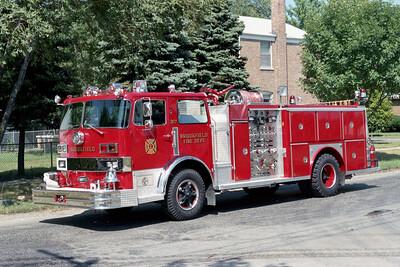 BROOKFIELD FD  ENGINE 317  1980  HENDRICKSON - E-ONE   1250-500   # 1452