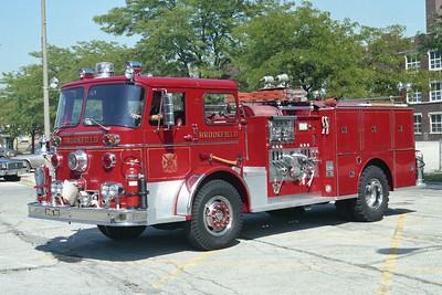 BROOKFIELD FD  ENGINE 416  1967  SEAGRAVE   1250-500   # Q4210