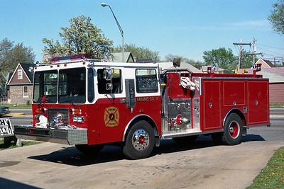 CICERO FD  ENGINE 4  HENDRICKSON-DARLEY