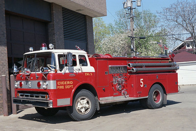 CICERO FD  ENGINE 5  FORD