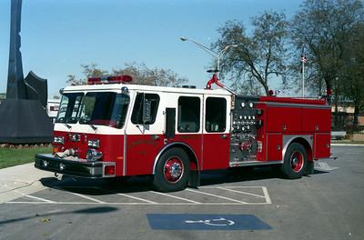 ELMWOOD PARK ENGINE 947   E-ONE