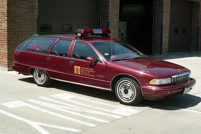 ELMWOOD PARK  FIRE PREVENTION CAR