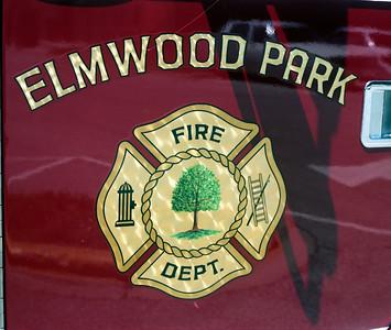 ELMWOOD PARK DOOR LOGO
