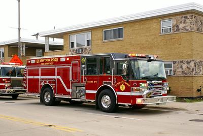 ELMWOOD PARK ENGINE 947  PIERCE DASH CF