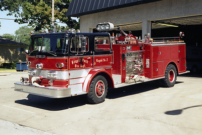 FOREST PARK ENGINE 402 FWD