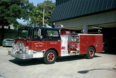 FOREST PARK ENGINE 401  MACK CF