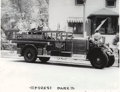 FOREST PARK FD AHRENS FOX