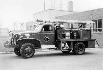 FRANKLIN PARK  ENGINE 474   X MILITARY