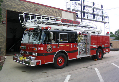 FRANKLIN PARK ENGINE 3