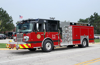 FRANKLIN PARK  ENGINE 2   SPARTAN - MARION  AT OHARE