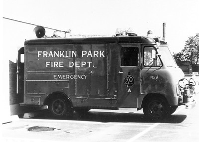 FRANKLIN PARK  RESCUE 9