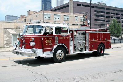 HILLSIDE ENGINE 405  1975 ALFCO CENTURY  1500-750  (NOW PRIVATLY OWNED)  BF