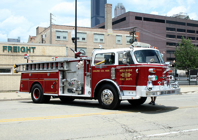 HILLSIDE ENGINE 405  1975 ALFCO CENTURY  1500-750  (NOW PRIVATLY OWNED)