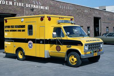 LEYDEN FPD AMB 120  1978 FORD - EVF   BF