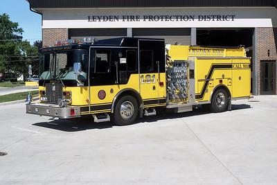 LEYDEN FPD  ENG 131  1998 HME 1871 - 3D  1500-750