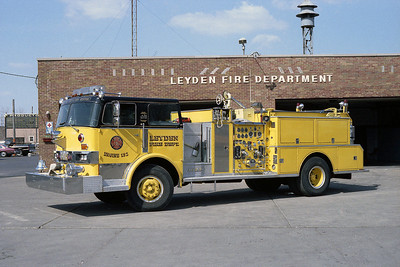 LEYDEN FPD  ENG 132  1977 HENDRICKSON 1871-W - FMC  1250-750