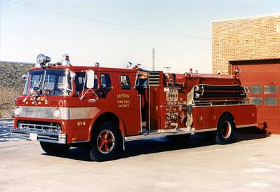 LEYDEN FPD  ENG 124  1968 FORD C-8000 - BEAN 750-1000