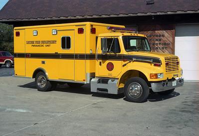 LEYDEN FPD AMB 130  1996 IHC 4300 - HORTON  BF