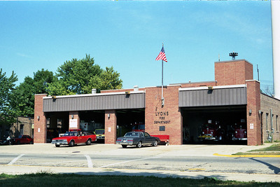 FIRE STATION 1980s