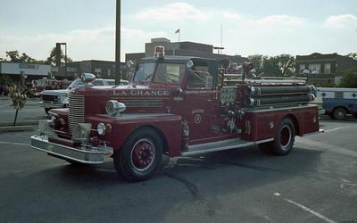 LA GRANGE FD  ENGINE 322 PIRSCH
