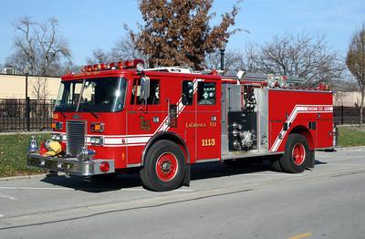 LA GRANGE ENGINE 1113