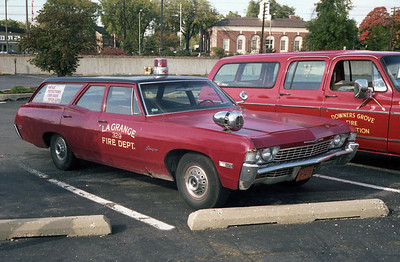 LA GRANGE FD  CAR 329