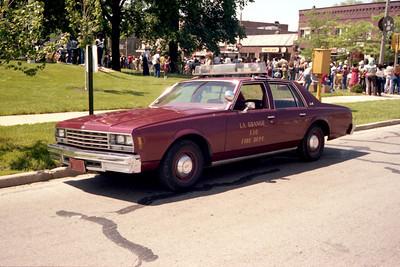LA GRANGE CAR 330