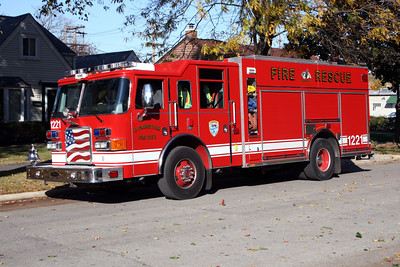LA GRANGE PARK ENGINE 1221