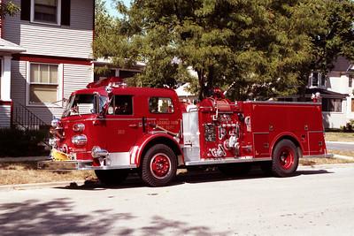 ENGINE 322  ALFCO