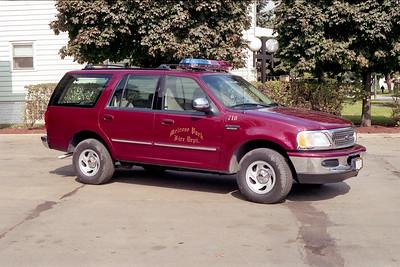 MELROSE PARK  CAR 710  FORD EXPEDITION