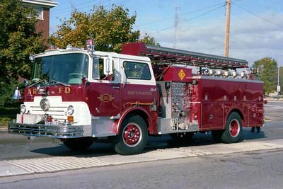 NORTH RIVERSIDE ENGINE 303  MACK CF
