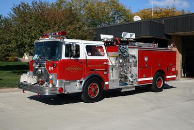 NORTH RIVERSIDE  ENGINE 809   MACK CF