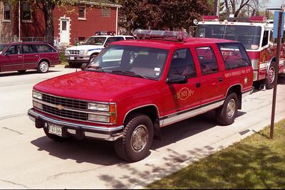 NORTH RIVERSIDE CAR 803