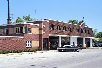 NORTHLAKE FPD  STATION  EAST VIEW